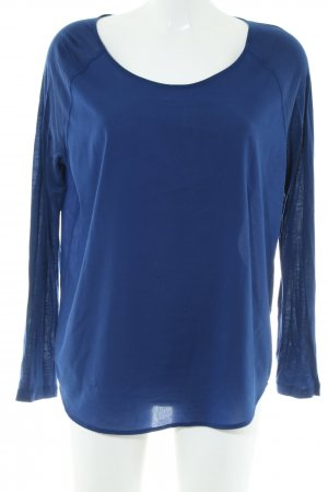 French Connection Langarm-Bluse blau Casual-Look