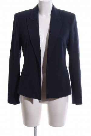 French Connection Long-Blazer blau Business-Look