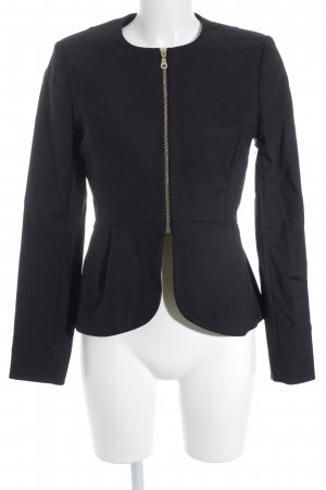 French Connection Long-Blazer schwarz Elegant