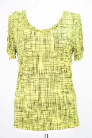 French Connection Top basic giallo neon Viscosa