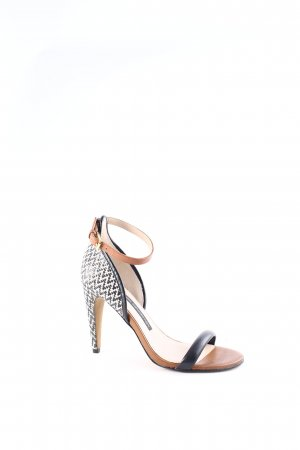 "French Connection Strapped High-Heeled Sandals ""Nanette"""