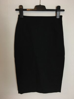 French Connection Rock XS Gr. 34 Pencilskirt schwarz
