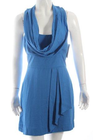 French Connection Trägerkleid blau Eleganz-Look