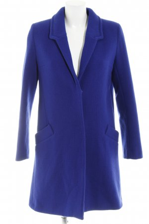 French Connection Übergangsmantel blau Street-Fashion-Look