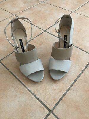 French Connection WALDA - High heel Sandalen Stiletto -  sand - Größe 37