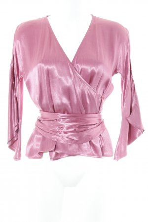 French Connection Wickel-Bluse rosa Elegant