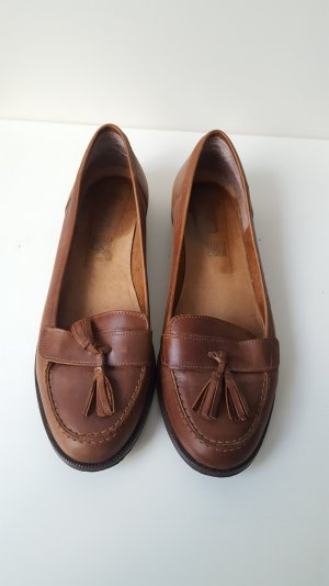 French leather shoes, size 37