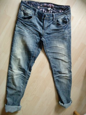 Fresh Made Jeans im Boyfriendstyle in L