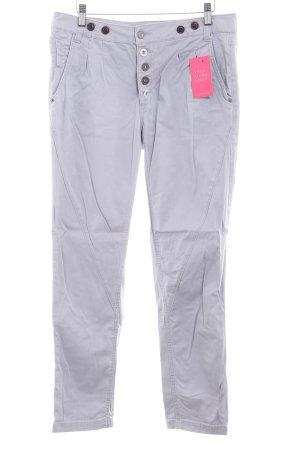 Fresh made Jersey Pants light grey casual look