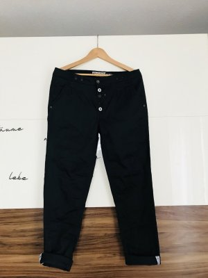 Fresh made Pantalón boyfriend negro