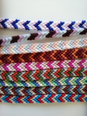 Friendship Bracelet multicolored