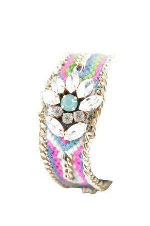 Bracelet brésilien multicolore style Boho