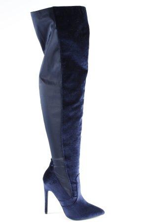 Freya High Heel Stiefel blau Elegant