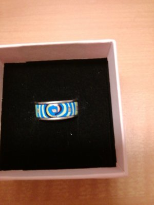 freywille Ring edition Hundertwasser