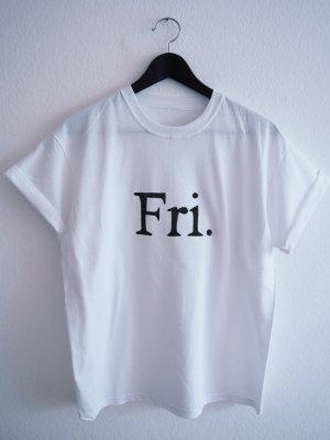Friday Oversize Shirt