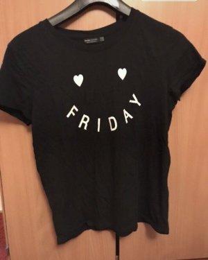 Friday Smiley Herzen T-Shirt