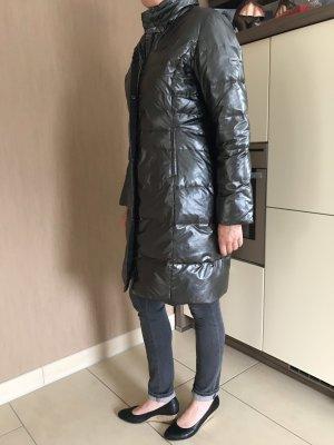 Frieda & Freddies New York Manteau en duvet gris-argenté