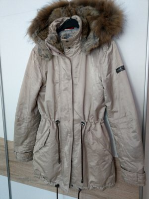 Frieda & Freddies New York Parka beige chiaro