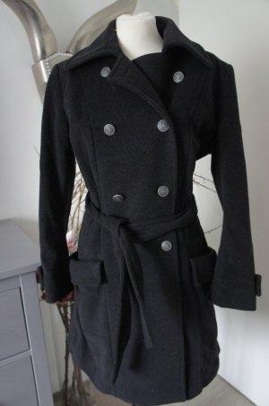 frieda freddies Mantel Größe 42 grau