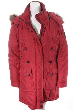 Frieda & Freddies New York Piumino rosso-rosso mattone stile casual