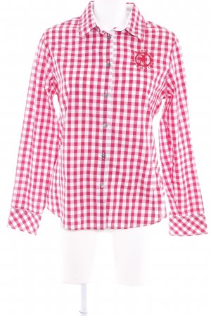 Frieda & Freddies New York Camisa de manga larga estampado a cuadros look casual