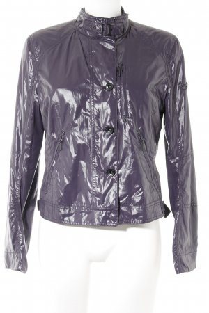 Frieda & Freddies New York Softshelljacke dunkelviolett Casual-Look