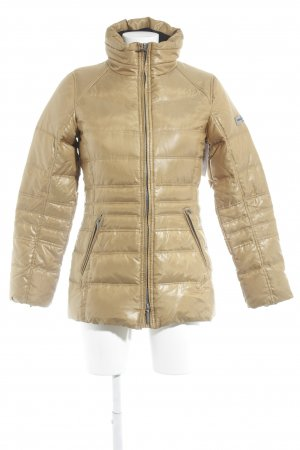Frieda & Freddies New York Steppjacke sandbraun-grau Steppmuster