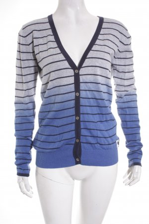 Frieda & Freddies New York Strickjacke Streifenmuster Casual-Look