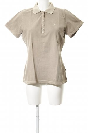 Frieda & Freddies New York T-Shirt beige Casual-Look