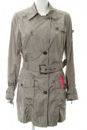 Frieda & Freddies New York Trenchcoat graubraun Casual-Look