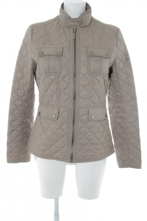 Frieda & Freddies New York Übergangsjacke graubraun Casual-Look
