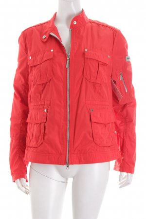 Frieda & Freddies New York Übergangsjacke rot Street-Fashion-Look