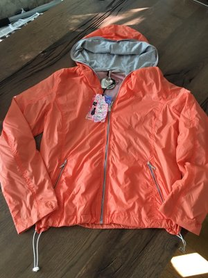 FRIEDA & FREDDIES New York Windjacke orange neu mit Etikett