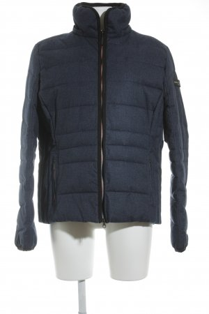 Frieda & Freddies New York Winterjacke dunkelblau Steppmuster Casual-Look