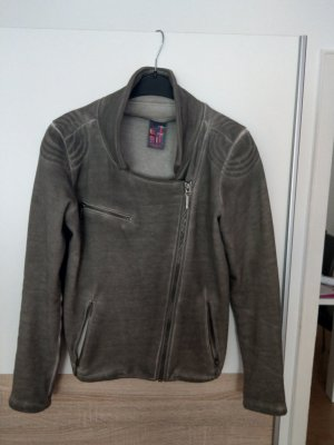 Frieda&Freddies Sweat Bikerjacke