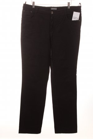 Friendtex Five-Pocket-Hose schwarz Casual-Look