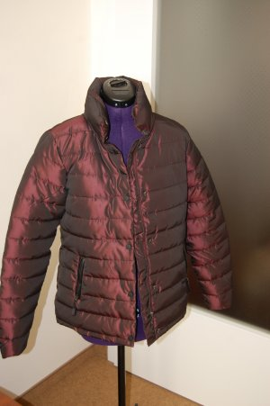 Friendtex Quilted Jacket bordeaux polyester