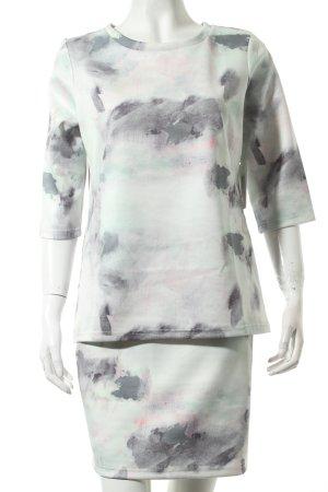 Friendtex Kostüm abstraktes Muster Eleganz-Look