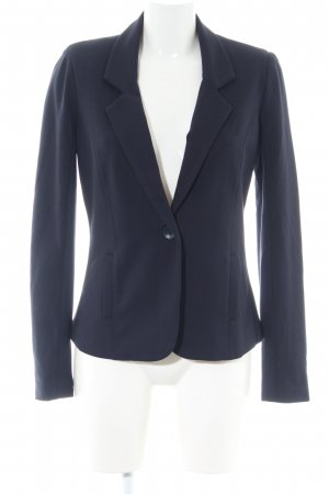 Friendtex Kurz-Blazer blau Business-Look