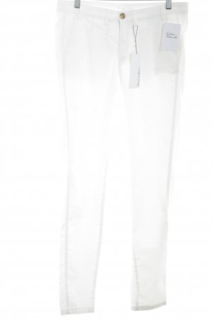 Friendtex Skinny Jeans wollweiß Casual-Look