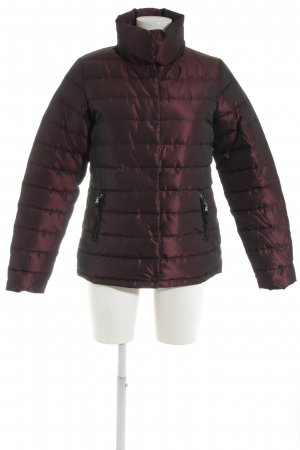 Friendtex Steppjacke rot Casual-Look