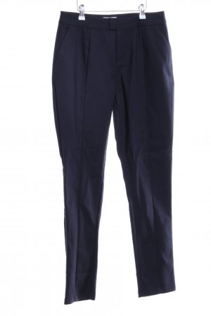 Friendtex Stoffhose blau Business-Look