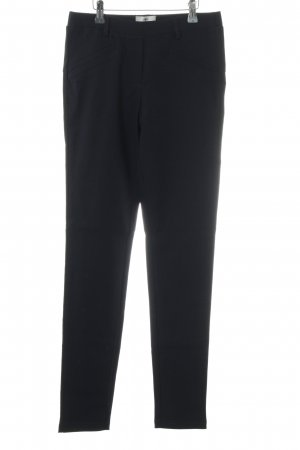 Friendtex Stretchhose schwarz Casual-Look