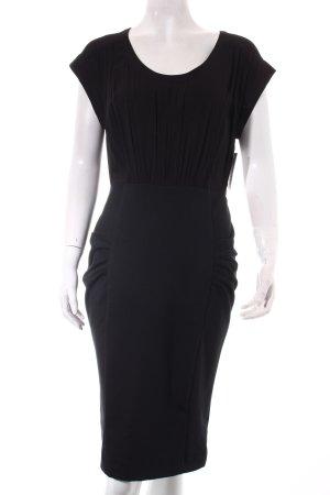Friendtex Stretchkleid schwarz Elegant