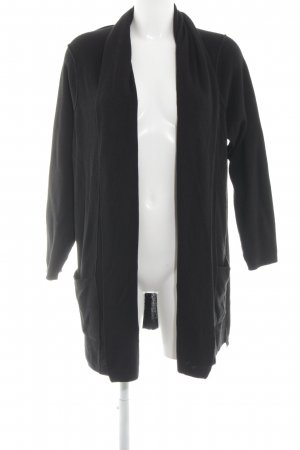 Friendtex Strick Cardigan schwarz Casual-Look