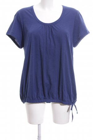 Friendtex T-Shirt blau Casual-Look