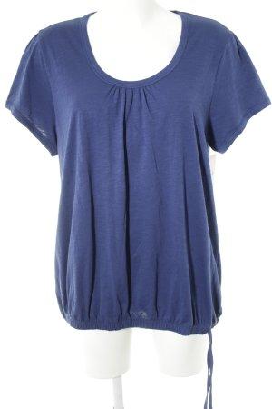 Friendtex T-Shirt blau Casual-Look