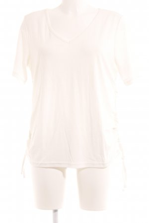 Friendtex T-Shirt creme Casual-Look