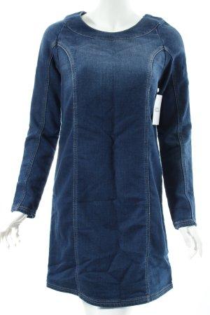 Friendtex Tunikakleid blau Casual-Look
