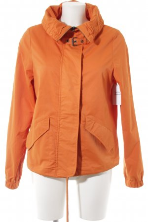 Friendtex Übergangsjacke orange Casual-Look